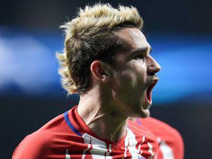 Fue recibir aquella pitada en el derbi y todo cambió para el francés del Atlético, que no para de meter goles