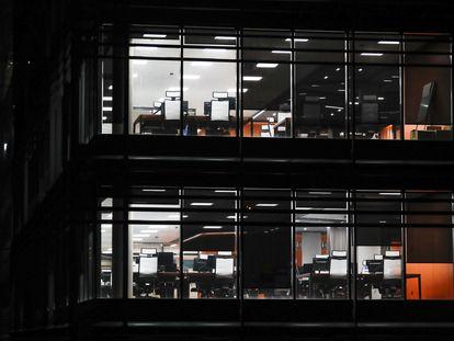 Oficinas de Endesa en Madrid.