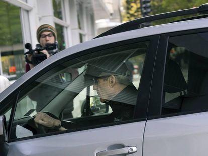 El fiscal especial Robert Mueller en Washington.