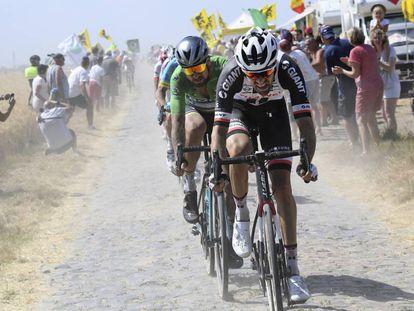 Novena etapa del Tour de Francia.