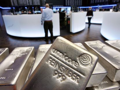 La plata ha sido uno de los activos que ha disparado su valor en las últimas horas.