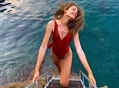 Valentina Sampaio, la primera modelo trans de Victoria´s Secret.