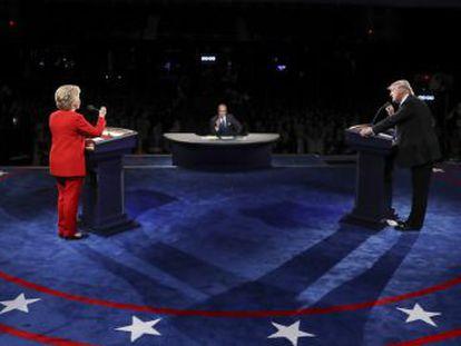 Sigue en directo con EL PAÍS VÍDEO los detalles del evento en el que participan los candidatos a la presidencia de Estados Unidos