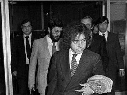 Billy el Niño, en 1981.