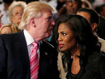 La ex asesora de Trump, que forjó su imagen pública en 'realities', lanza un libro sobre sus 11 meses en la Casa Blanca que ya es en número 1 en ventas