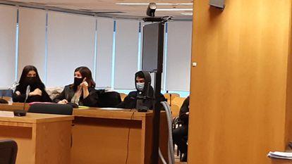 Juicio contra Alberto Sánchez, apodado 'El caníbal de Ventas'.