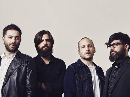 El grupo indie Viva Suecia.