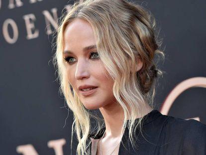 Jennifer Lawrence, en el estreno de 'Dark Phoenix', en Hollywood, el pasado 4 de junio.