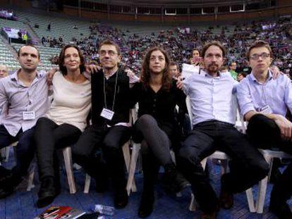 La ruptura con Errejón termina por dejar solo a Pablo Iglesias como único representante de los promotores del partido en la dirección actual