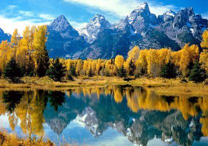 La novela de Heller transcurre en las Montañas Rocosas.