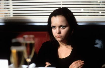Christina Ricci en 'Pecker' (1998), una película sobre la muerte de la ironía estrenada en su pico de fama como epítome de la adolescente oscura.