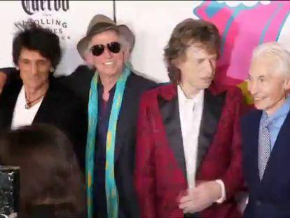 El 'Exhibicionismo' de los Rolling Stones llega a Nueva York