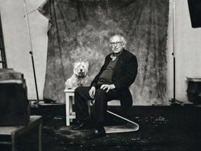 El fotógrafo Oriol Maspons (Barcelona, 1928-2013).