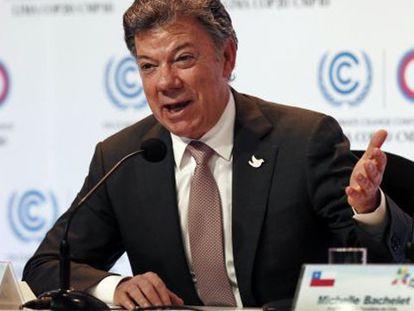 Santos retoma el diálogo con las FARC tras la liberación del general