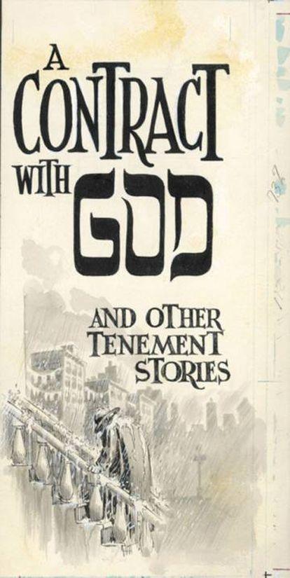 Una página de 'Contrato con Dios'.