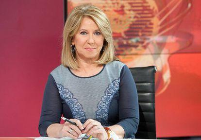 La periodista Alicia Gómez Montano, en 2014.