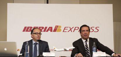 Luis Gallego y Rafael Sánchez-Lozano, en un foto reciente.