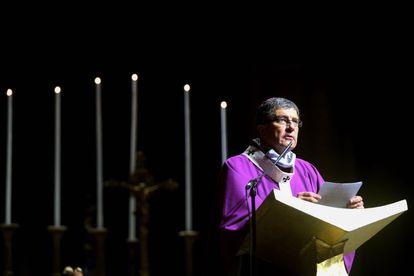 El Gobierno ha reconvenido al presidente de la Conferencia Episcopal francesa, Eric de Moulins-Beaufort, por decir que el secreto de confesión está por encima de la ley