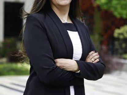 Claudia García, ex directora de Medicina Legal.