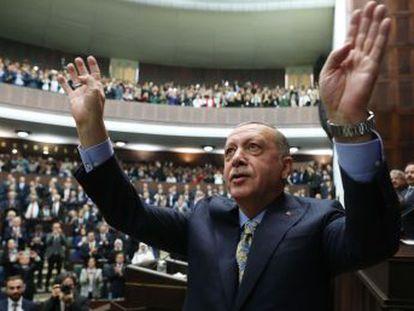 El presidente turco defiende que Riad planificó su muerte desde la primera visita que hizo al consulado