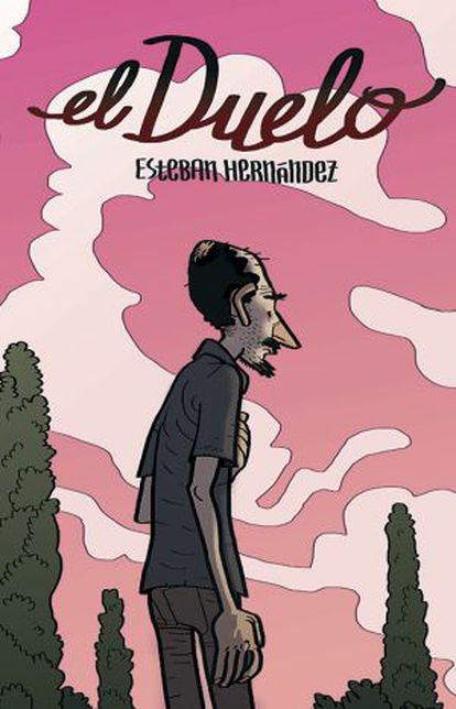 Coberta de 'El duelo', d'Esteban Hernández.