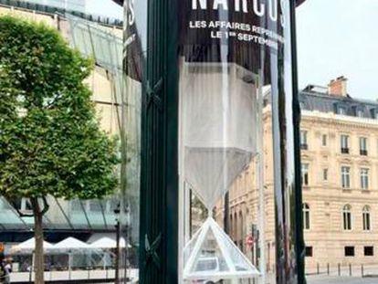 'Narcos': un anuncio original de Netflix
