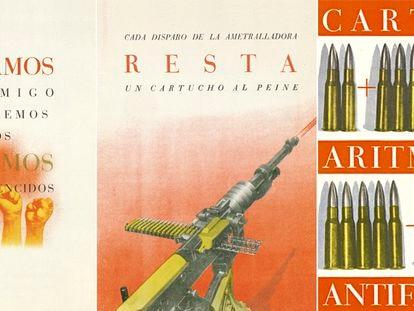 La Cartilla Escolar Antifascista fue redactada en 1937 por el periodista Eusebio Cimorra y por Fernando Sáinz, destacada figura de la educación pública española.