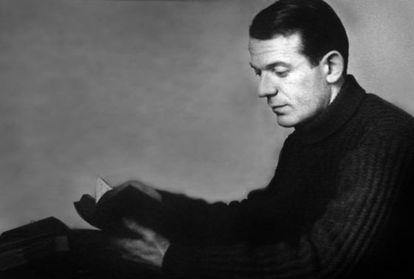 Gilles Deleuze (París, 1925-1995), en los sesenta.