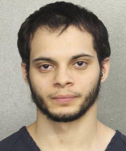 Esteban Ruiz Santiago, en la foto de la ficha policial.