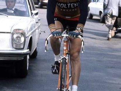 Eddy Merckx, en el Tour de 1971.