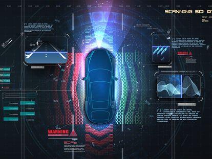 La implantación de esta tecnología traerá la posibilidad de llevar actualizaciones, revisiones y mantenimiento en los vehículos de forma mucho más rápida y eficiente.