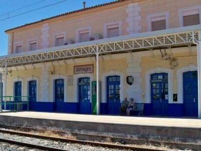 Estación de Almagro.