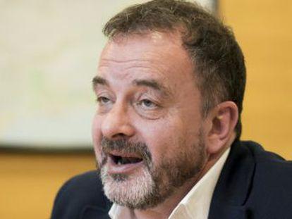 """""""Votaremos no al tranvía porque no hemos avanzado"""", dice el regidor en el Ayuntamiento de Barcelona y alcaldable de ERC"""