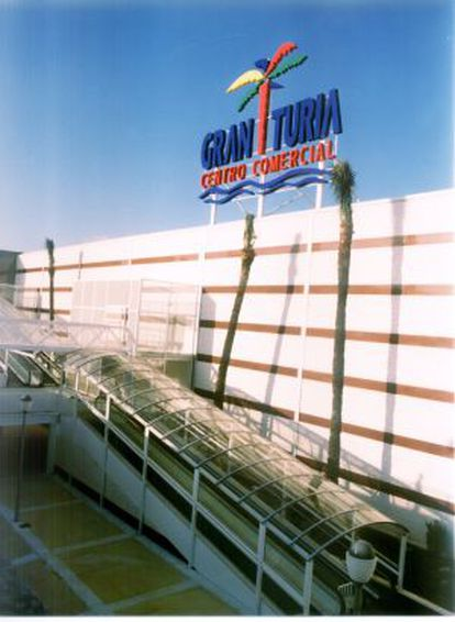 Imagen centro comercial Gran Turia.