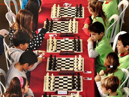 La jugada maestra del ajedrez en España  cantera de campeones y recurso terapéutico.