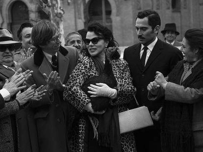 """Debi Mazar: """"Ava Gardner no era una diva, tenía un par de cojones"""""""