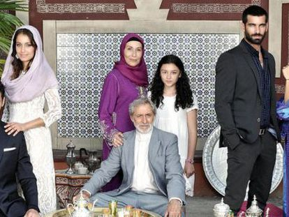 ¿Es o no es una bella familia?