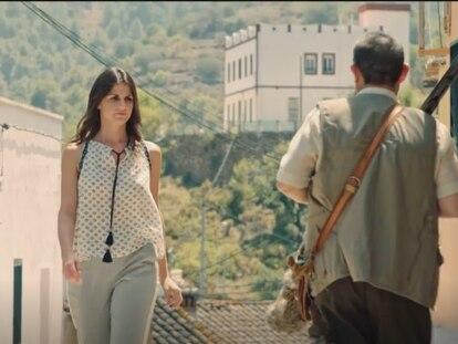 Un fotograma de 'La forastera', de la televisión valenciana.