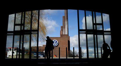 Instalaciones de Volkswagen en su cuartel general de Wolfsburg, Alemania.