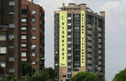 Viviendas en venta en Madrid