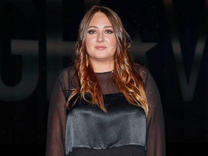 Rocio Flores Carrasco, el 11 de septiembre.