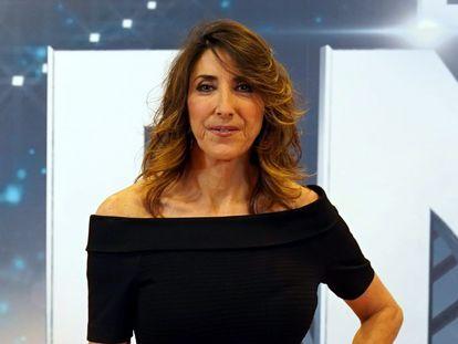 La actriz y presentadora Paz Padilla.