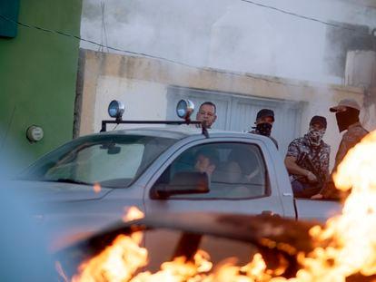 Fotograma de la serie de Netflix 'Somos'.