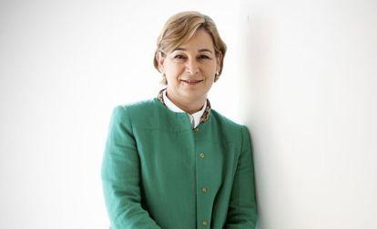 Belén Romana, presidenta de la Sareb