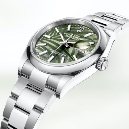 Oyster Perpetual Datejust 36.