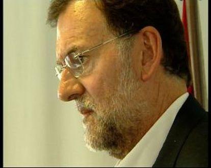 El líder del PP, Mariano Rajoy.