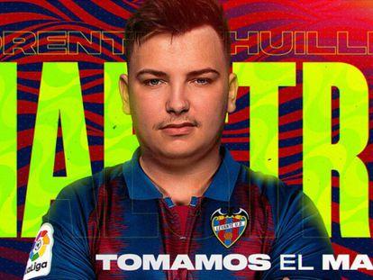 Corentin Thuillier 'Maestro', el último fichaje estrella del Levante UD.