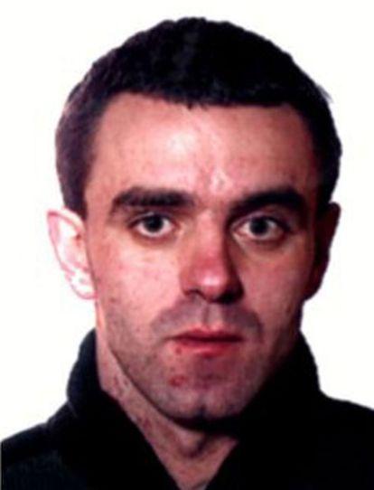 Imagen del presunto etarra, arrestado el miércoles.