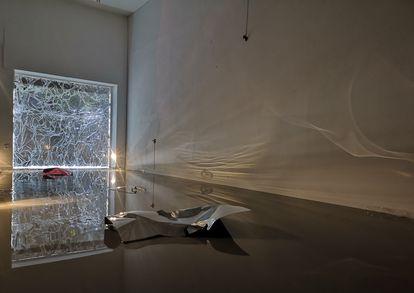 'Una luz cegadora' de Anna Irina Russell, proyecto que se presenta en Art Nou.