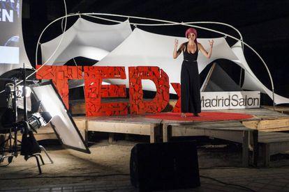 Una de las sesiones TEDx celebradas en Madrid.